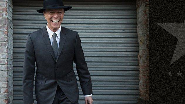 Das letzte offizielle Foto von David Bowie vor seinem Tod (Bild: facebook.com/davidbowie)
