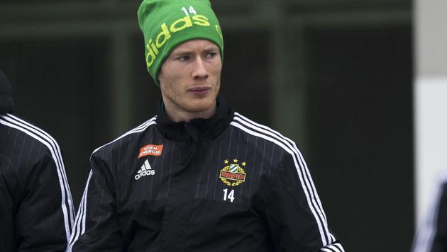 Gladbach will Rapids Florian Kainz nicht mehr (Bild: GEPA)