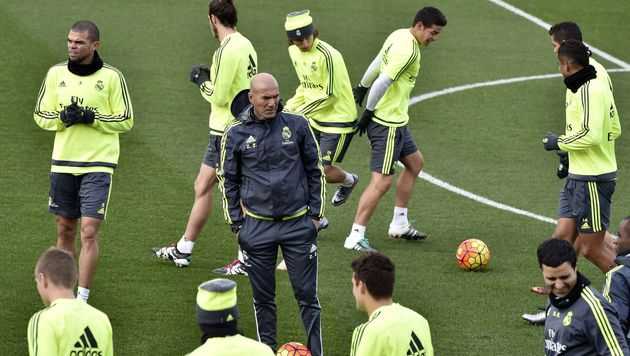 Transferverbot für Real und Atletico (Bild: APA/AFP/GERARD JULIEN)