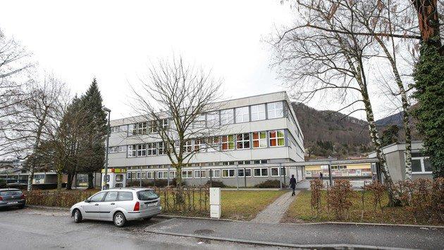 Die Neue Mittelschule Schlossstra�e (Bild: MARKUS TSCHEPP)