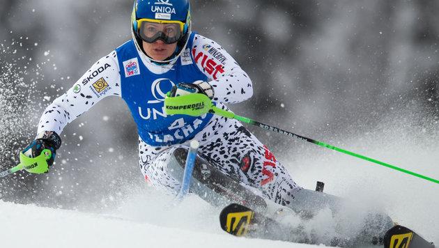Velez-Zuzulova gewinnt auch zweiten Flachau-Slalom (Bild: APA/EXPA/JOHANN GRODER)