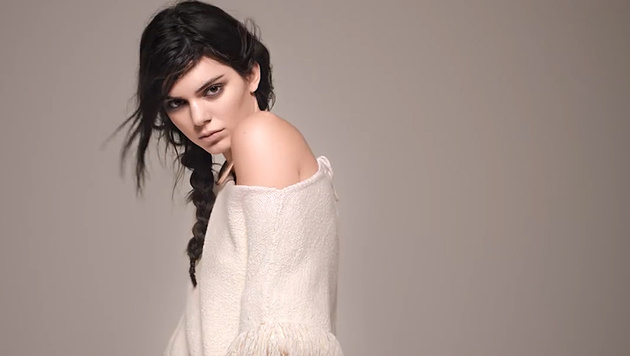 Kendall Jenner modelt jetzt auch für Mango. (Bild: instagram.com/kendalljenner)