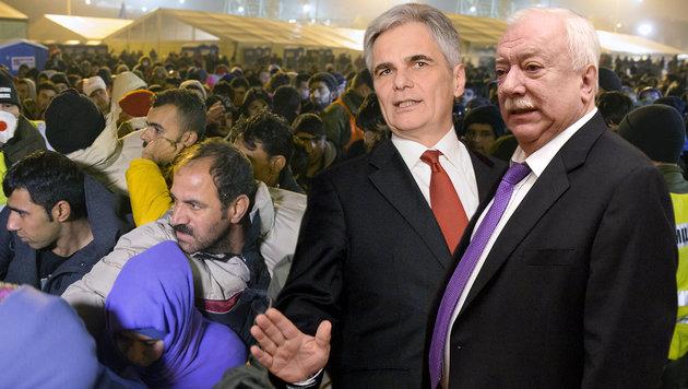 """Nach Kanzler-Kritik: """"Wehsely soll zurücktreten!"""" (Bild: APA)"""