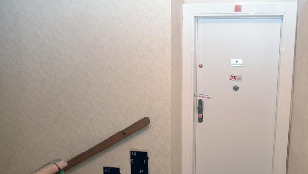Raubmord in Wien: 72-Jährige wurde erschlagen (Bild: APA/HERBERT P. OCZERET)