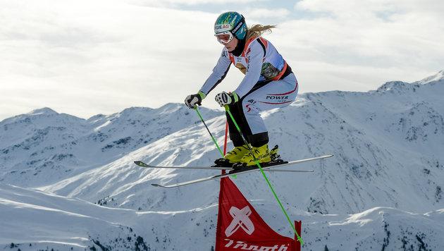 Ski Cross: Limbacher am Watles auf dem Podest (Bild: GEPA)