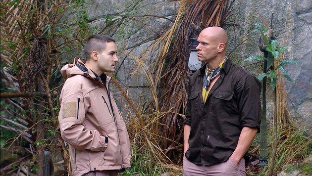 Menderes Bagci (l.) und Thorsten Legat (Bild: RTL)