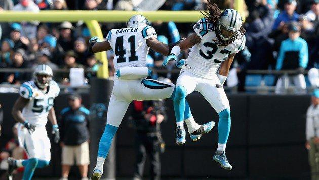 Carolina Panthers zittern sich ins NFL-Halbfinale (Bild: 2016 Getty Images)
