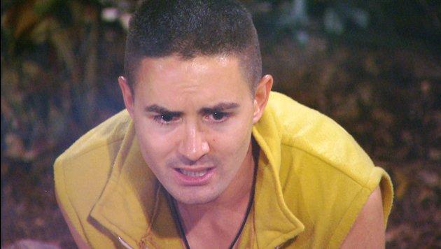 Menderes Bagci mit Tränen in den Augen (Bild: RTL)