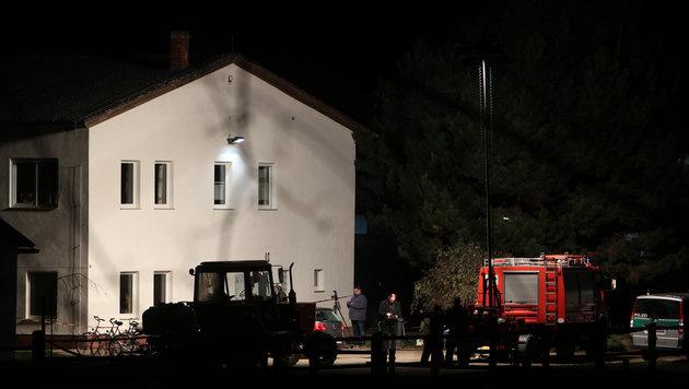 Lüge der Freundin trieb Mann zu Mord auf Reiterhof (Bild: APA/Sebastian Willnow)