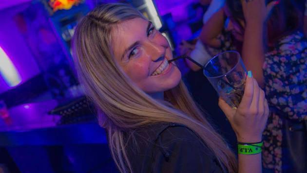 """""""City4U-Partygirl der Woche: Vanessa (Bild: Christian Krutis)"""""""