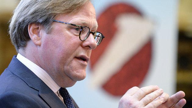 Bank-Austria-Chef Willibald Cernko geht (Bild: APA/ROBERT JAEGER)