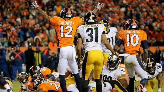 Denver Broncos komplettieren NFL-Halbfinale (Bild: Getty Images)