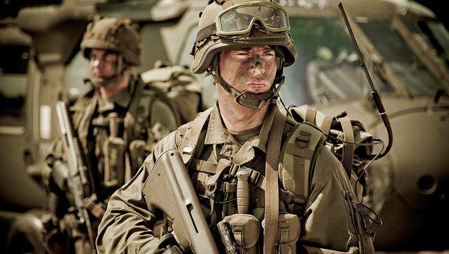 Der Heeres-Aufmarsch an unserer Südgrenze beginnt (Bild: Bundesheer)