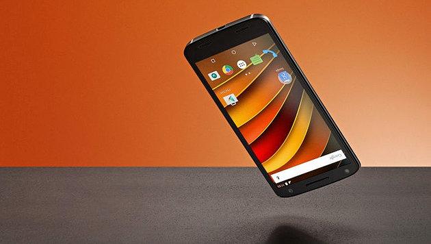Motorola bringt bruchsicheres Handy nach Europa (Bild: Motorola)