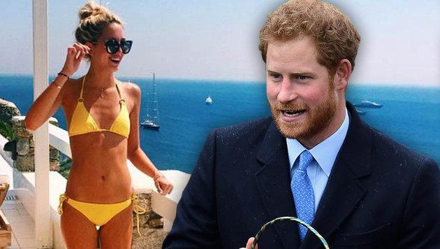 Prinz Harry: Sexy Prinzessin ist seine neue Flamme (Bild: APA/AFP/BEN STANSALL, Viennareport)