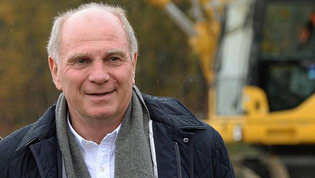 Uli Hoene� wird vorzeitig aus der Haft entlassen (Bild: APA/AFP/CHRISTOF STACHE)