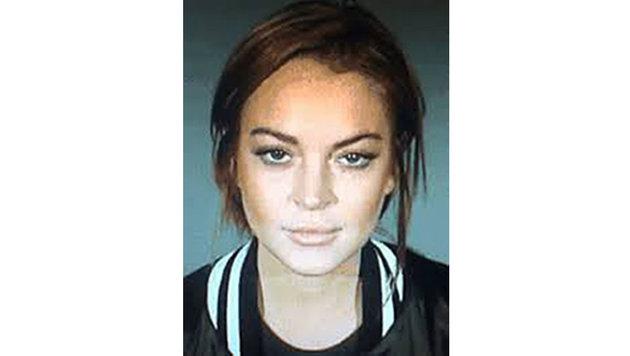 Lindsay Lohans Strafakt ist groß: Falschaussage, Trunkenheit, Drogen. (Bild: Viennareport)