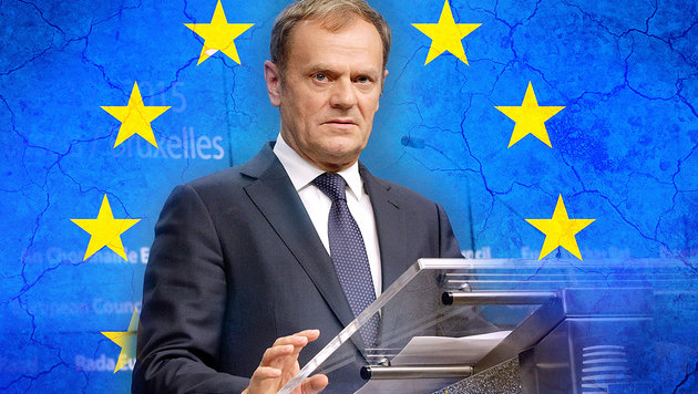 EU-Ratspräsident Donald Tusk (Bild: AP, thinkstockphotos.de)