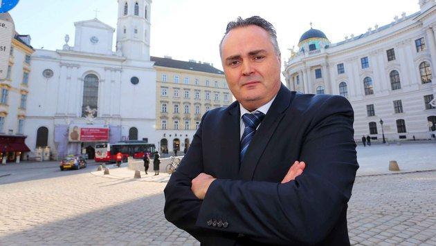 "Neo-Minister: ""ÖFB-Team kommt ins EM-Semifinale!"" (Bild: Gerhard Gradwohl)"