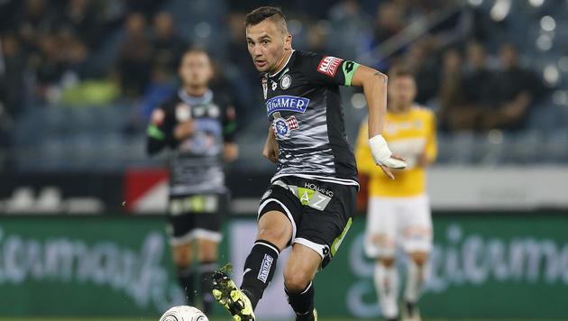 Sturms Hadzic wechselt zu türkischem Erstligisten (Bild: APA/ERWIN SCHERIAU)