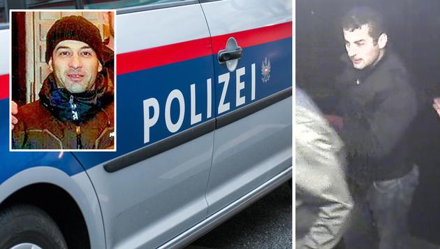 Wiener Polizei fahndet nach Security-Mitarbeiter (Bild: LPD Wien)