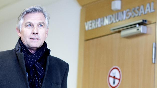 """""""Den Meischberger muss man ordentlich bezahlen"""" (Bild: APA/GEORG HOCHMUTH)"""