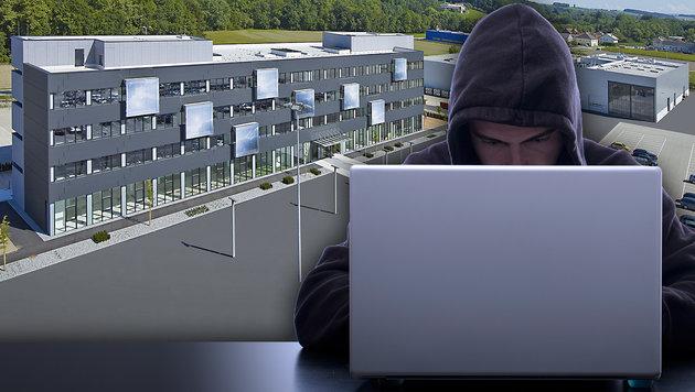 Das Technologiezentrum von FACC in St. Martin im Innkreis (Bild: APA/FACC AG, thinkstockphotos.de)