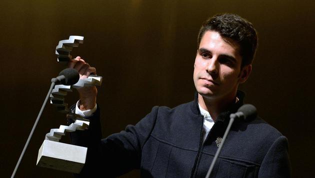 Bester Dokumentarfilm: Jakob Brossmann (Bild: APA/HERBERT NEUBAUER)