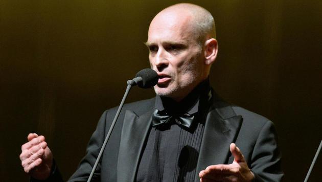 Beste männliche Hauptrolle: Johannes Krisch (Bild: APA/HERBERT NEUBAUER)