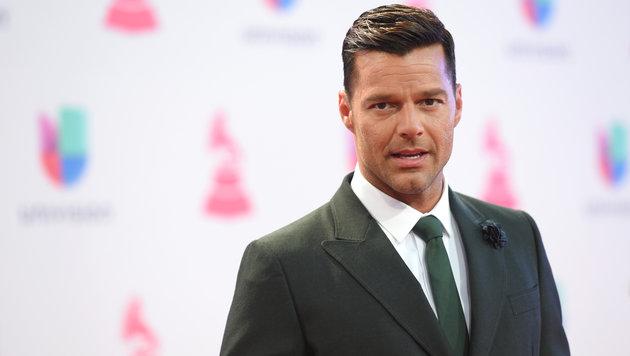 Ricky Martin (Bild: Powers Imagery/Invision/AP)