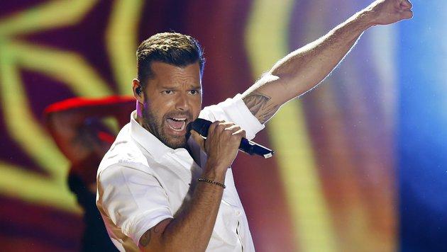 Ricky Martin (Bild: AFP)