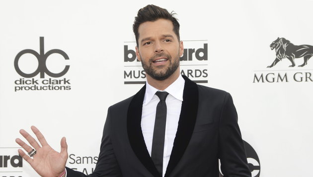Ricky Martin (Bild: APA/EPA/GLENN PINKERTON)