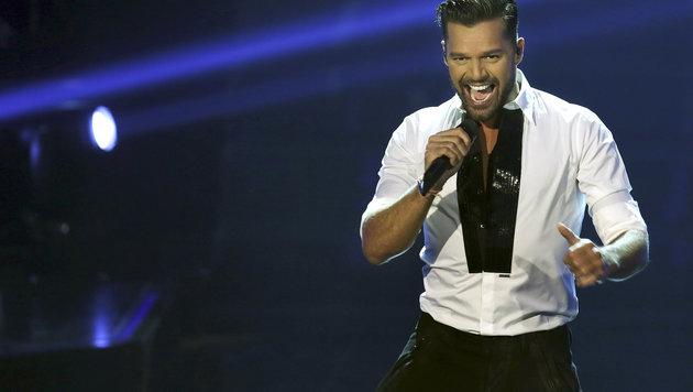 Ricky Martin (Bild: AP)