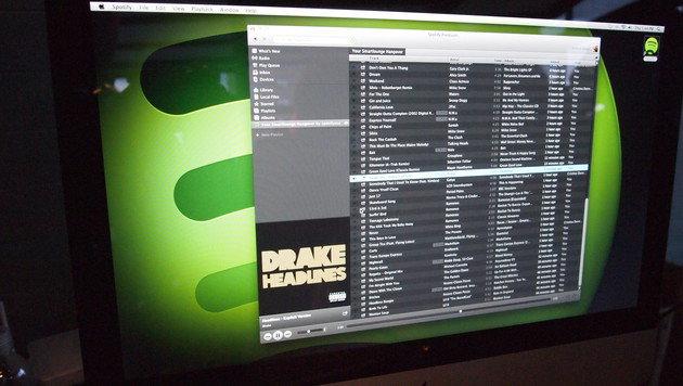 Spotify ist Gift für Lebensdauer von SSD-Speicher (Bild: flickr.com/Andrew Mager)