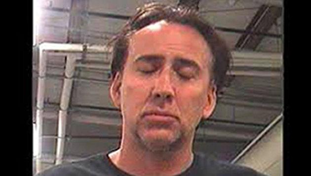Nicolas Cage wurde nach einem Handgemenge mit seiner Ehefrau in betrunkenem Zustand verhaftet. (Bild: Viennareport)