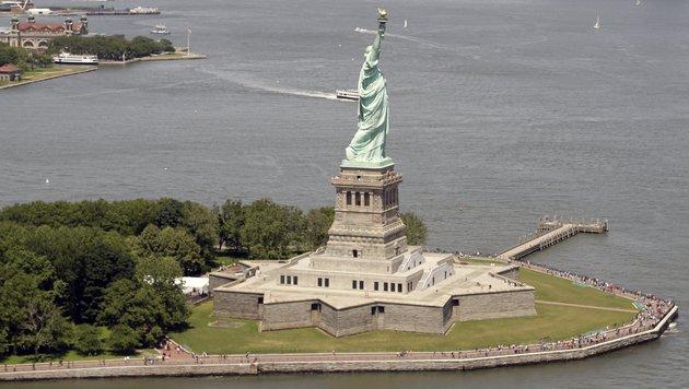 New York: Ein Städtetrip im Big Apple (Bild: AP)