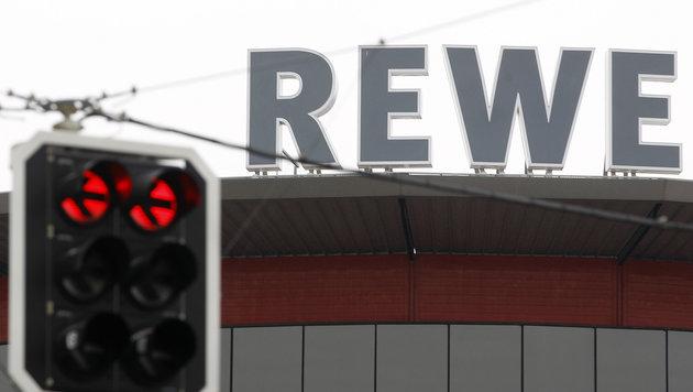 Rewe will 30 Zielpunkt-Filialen übernehmen (Bild: APA/GEORG HOCHMUTH)