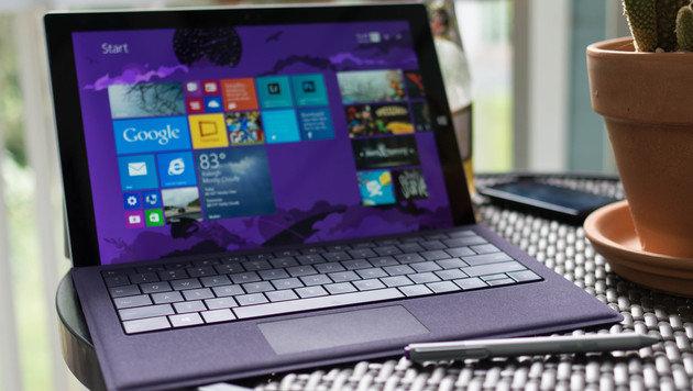Surface Pro: Rückrufaktion wegen Brandgefahr (Bild: flickr.com/Scott Akerman)