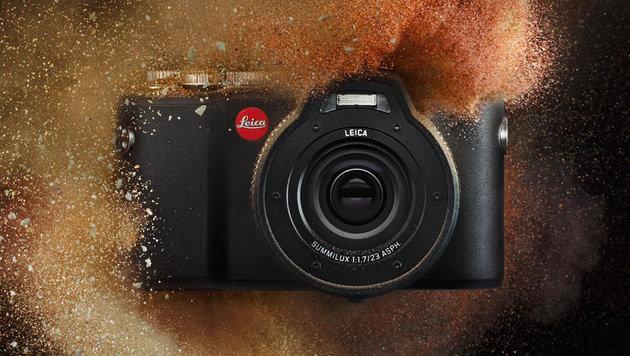 Leica X-U: Traditionshersteller Leica geht baden (Bild: Leica)