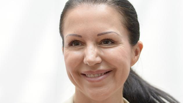 EU-Abgeordnete Barbara Kappel (Bild: APA/Herbert Neubauer)