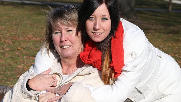 Die Grazer Mutter und ihr vertauschtes Baby (Bild: J�rgen Radspieler)