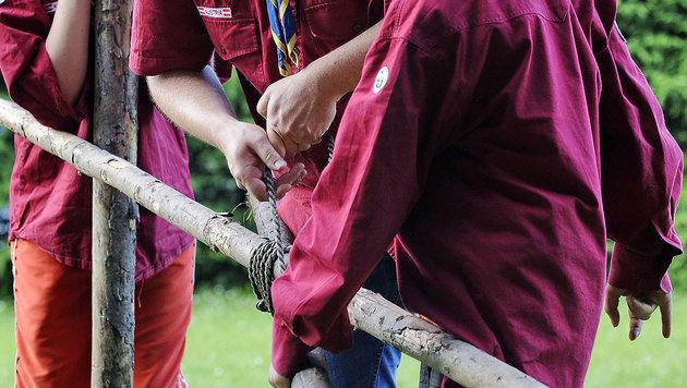 Pfadfinderführer missbrauchte drei Buben: Haft (Bild: APA/ANDREAS PESSENLEHNER (Symbolbild))