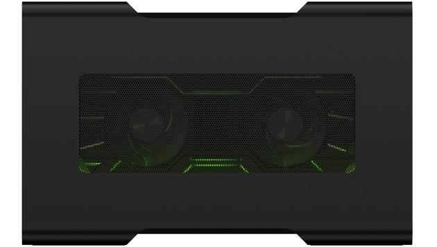 Gaming-Ultrabook mit externer Grafik-Box kommt (Bild: Razer)