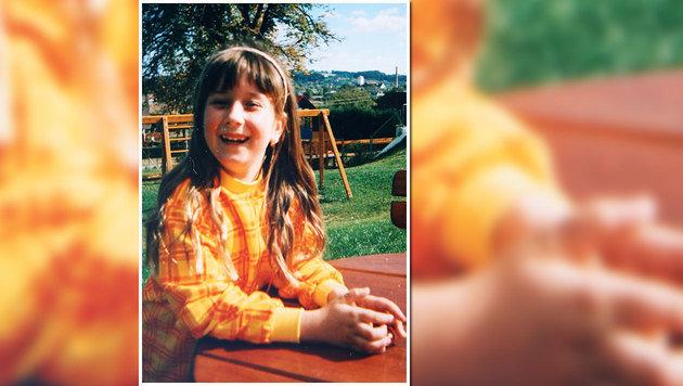 Aus dem Familienalbum: Doris war schon in jungen Jahren ein aufgewecktes, fröhliches Kind. (Bild: Jürgen Radspieler)
