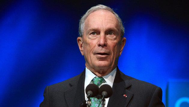 Michael Bloomberg (Bild: AP)