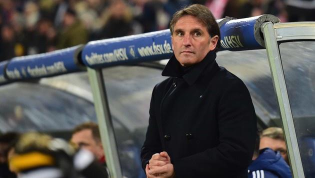 HSV-Coach Bruno Labbadia (Bild: AFP)