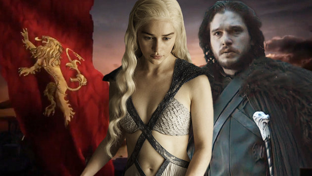"""""""Game of Thrones"""": Drei Teaser zur 6. Staffel (Bild: YouTube.com, AP)"""