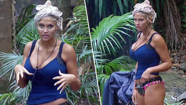 Großer Streit um Sophias Beautywahn (Bild: RTL)