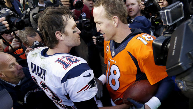 Super Bowl: Denver Broncos gegen Carolina Panthers (Bild: AP)
