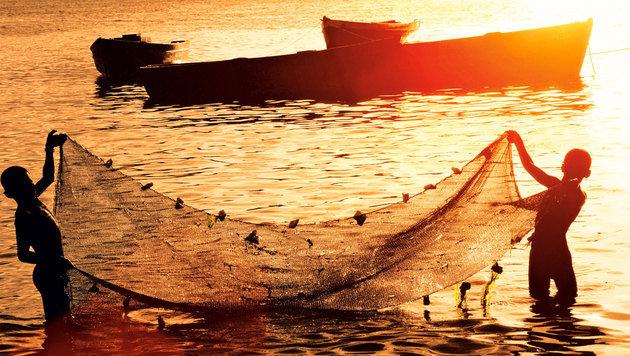 Auf den Kapverden ist die Zeit stehen geblieben. (Bild: mauritius images)